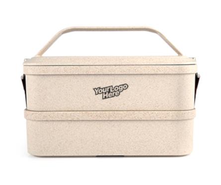 Silverfrost 2 Tier Lunch Box 4